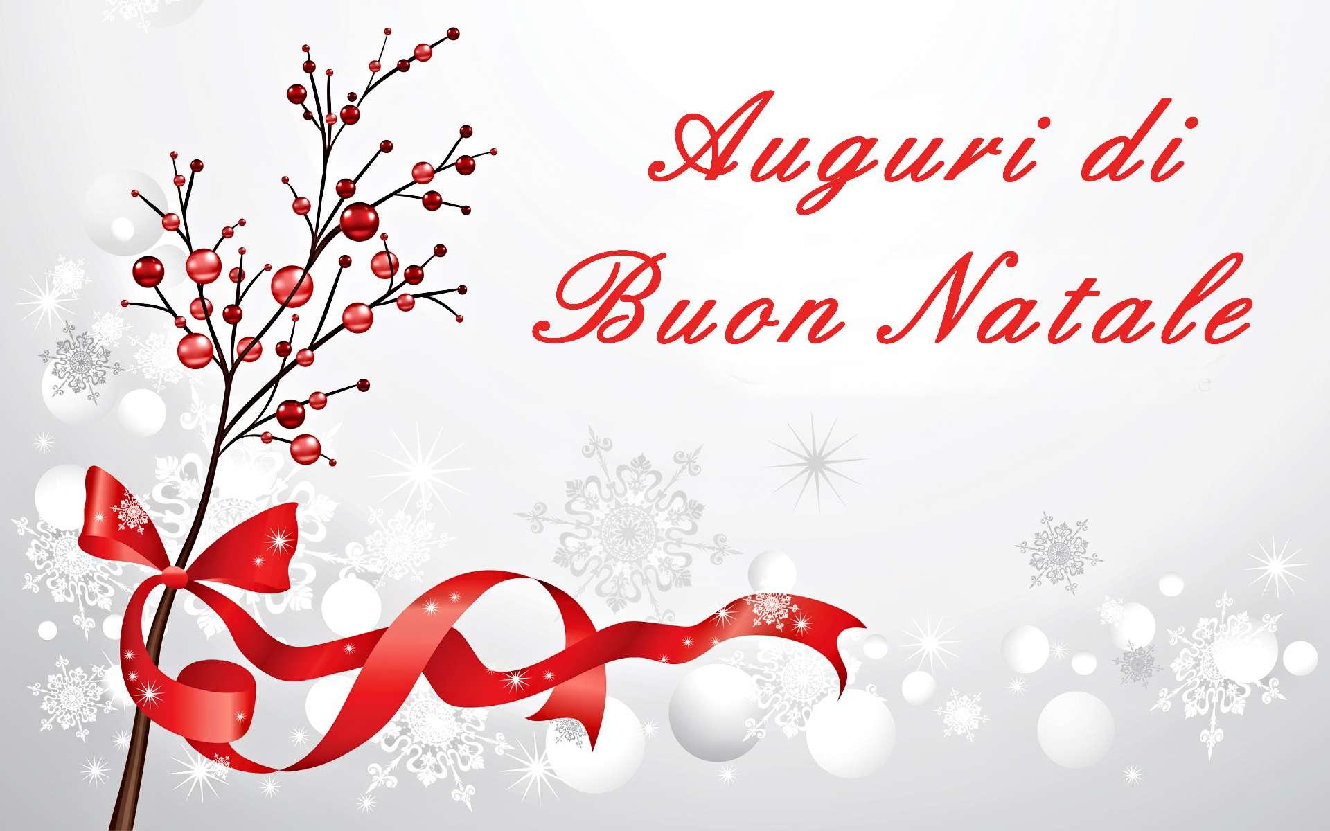 Рождественское поздравление на итальянском